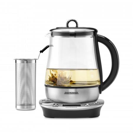 GASTROBACK Design Vízforraló és Teakészítő