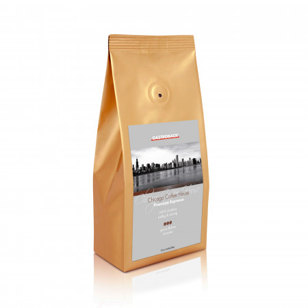 GASTROBACK Chicago Coffee House Eszpresszó kávé (250 g)