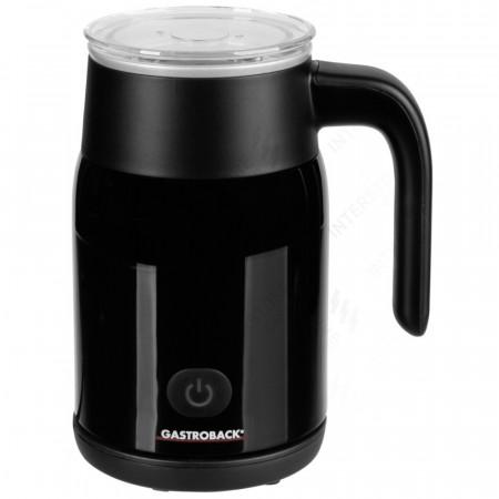 GASTROBACK Latte Magic Tejhabosító (fekete)