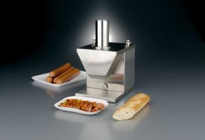 Gastroback elektromos, automatikus kolbászszeletelő